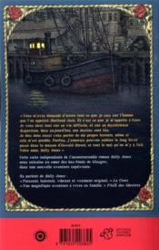 La rose du Hudson Queen - 4ème de couverture - Format classique