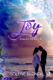 Coeurs fanes t.2 ; Joy - Couverture - Format classique