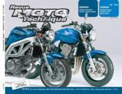 Rmt 131.1 suzuki sv650 s/n - honda cb900f2 hornet - Couverture - Format classique