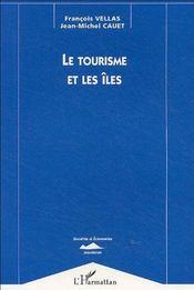 Le tourisme et les îles - Couverture - Format classique
