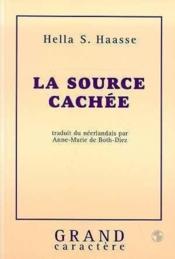 La source cachée - Couverture - Format classique