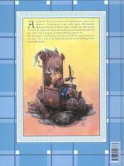 Kilt le picte t.2 ; la montagne aux fées - 4ème de couverture - Format classique