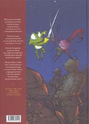 Garulfo ; livre deuxième ; intégrale t.3 à t.6 - 4ème de couverture - Format classique