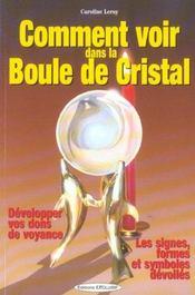 Comment voir dans la boule de cristal - Intérieur - Format classique