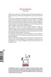 Exterieur et haute ecole - 4ème de couverture - Format classique