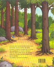 Gruffalo - 4ème de couverture - Format classique
