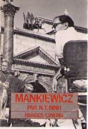 Joseph mankiewicz - Couverture - Format classique