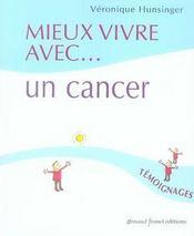 Mieux vivre avec un cancer - Intérieur - Format classique