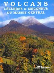 Volcans celebres et meconnus du massif central - Intérieur - Format classique