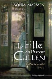 La Fille Du Pasteur Cullen V 03 - Couverture - Format classique