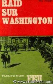 Raid sur Washington - Couverture - Format classique