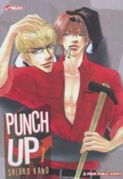 Punch up T.1 - Couverture - Format classique