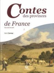 Contes des provinces de France t.2 - Couverture - Format classique