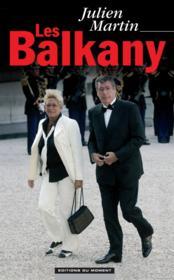 Les Balkany - Couverture - Format classique