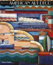 American art deco - Couverture - Format classique