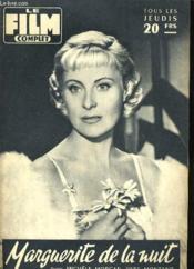 Film Complet N° 546 - Marguerite De La Nuit - Couverture - Format classique