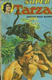 Super Tarzan - Bimestriel N°2/3 - Couverture - Format classique