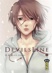 Devilsline T.2 - Couverture - Format classique