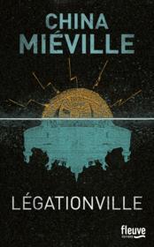 Légationville - Couverture - Format classique