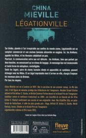 Légationville - 4ème de couverture - Format classique