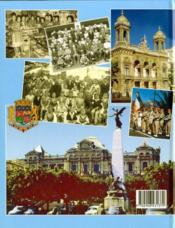 Oran de ma jeunesse t.2 ; 1935-1962 - 4ème de couverture - Format classique
