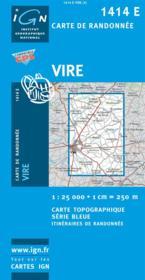Vire - Couverture - Format classique