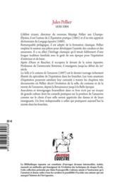 La selle et le costume de l'amazone - 4ème de couverture - Format classique