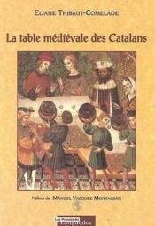 Cuisine médievale des catalans - Couverture - Format classique