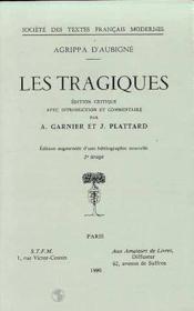 Les tragiques 1-4 - Couverture - Format classique