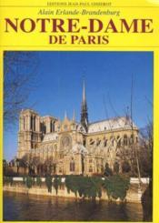 Notre-dame de paris - Couverture - Format classique