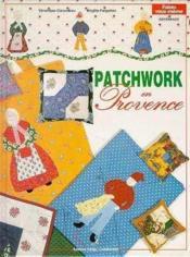 Patchwork en Provence - Couverture - Format classique