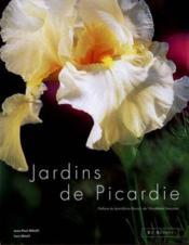 Jardins De Picardie - Couverture - Format classique