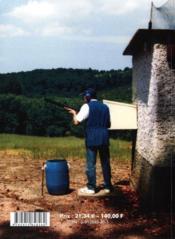 Ball-trap et tir de chasse - 4ème de couverture - Format classique