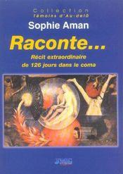 Raconte... - Intérieur - Format classique