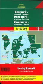 Danemark, Groenland, îles Feroe - 4ème de couverture - Format classique