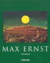 Max Ernst - Couverture - Format classique