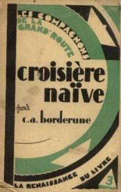 Croisière naïve - Couverture - Format classique