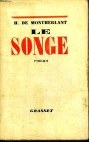 Le Songe. - Couverture - Format classique