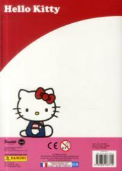 Hello Kitty ; stick & stack - 4ème de couverture - Format classique