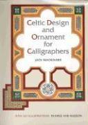 Celtic design ornament for calligraphers - Couverture - Format classique