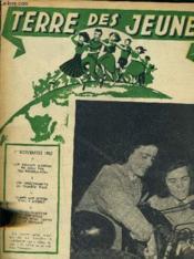 Terre Des Jeunes N°84 - 1er Novembre 1952. - Couverture - Format classique