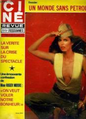 CINE REVUE - TELE-PROGRAMMES - 59E ANNEE - N° 29 - AU REVOIR A LUNDI: deux jeunes femmes en quête d'amour - Couverture - Format classique