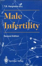 Male Infertility - Couverture - Format classique