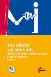 Les robots collaboratifs (3C77) - Couverture - Format classique