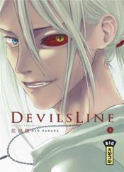 Devilsline T.3 - Couverture - Format classique