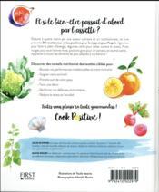 Cook positive - 4ème de couverture - Format classique