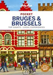 Bruges & Brussels pocket (4e édition) - Couverture - Format classique