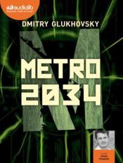 Métro T.2 ; métro 2034 - Couverture - Format classique