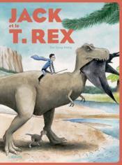 Jack et le T.rex - Couverture - Format classique