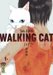 Walking cat T.2 - Couverture - Format classique